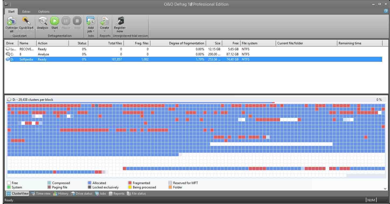 O&O Defrag Server Edition 18.9.60