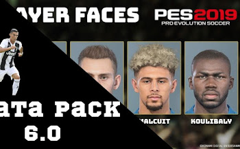 Data Pack V6.0   AIO   PES2019   PC   Released
