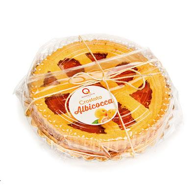 Crostata de Albaricoque - Comercial H. Martín
