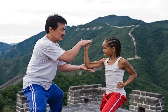 film jackie chan the karate kid