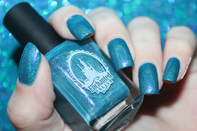 "Swatch of the nail polish ""La La Land"" from Enchanted Polish"