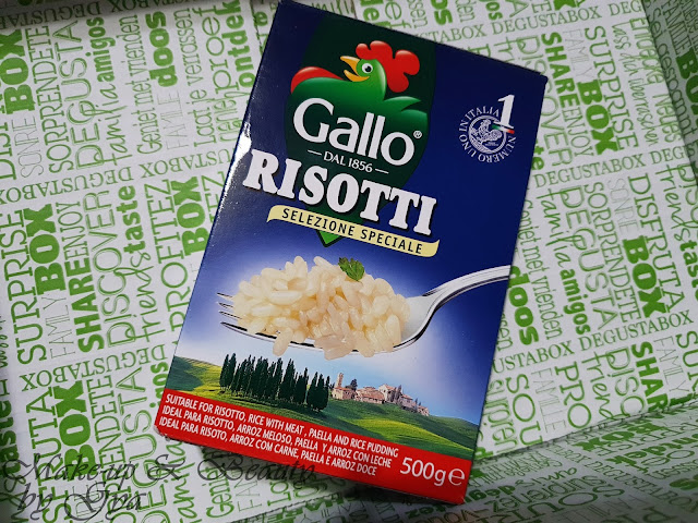 Arroz Riso Gallo Degustabox Abril ´18 - Especial Aniversario