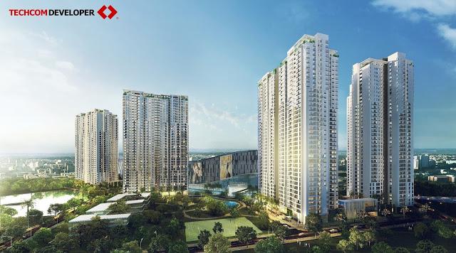 Thiết kế dự án Masteri Villas Nam An Khánh