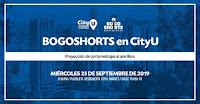 BOGOSHORTS en CITY U Septiembre