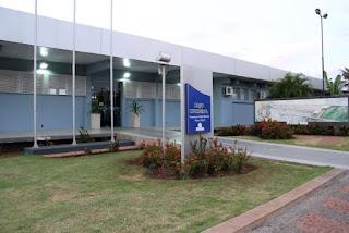 Foto ilustrativa da fachada da Prefeitura