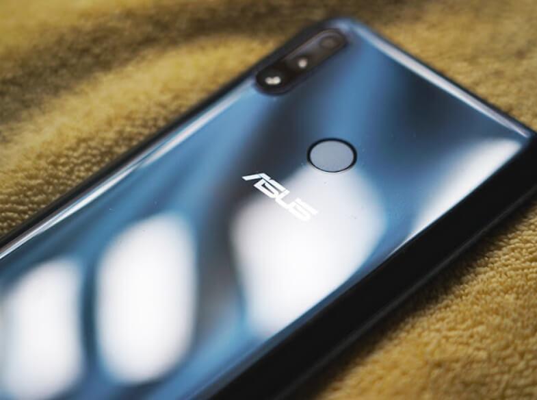 ASUS ZenFone Max Pro M2 - Back