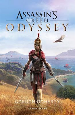 LIBRO - Assassin's Creed Odyssey Gordon Doherty  Novela oficial del videojuego  (Minotauro Games - 30 octubre 2018)  COMPRAR ESTE LIBRO