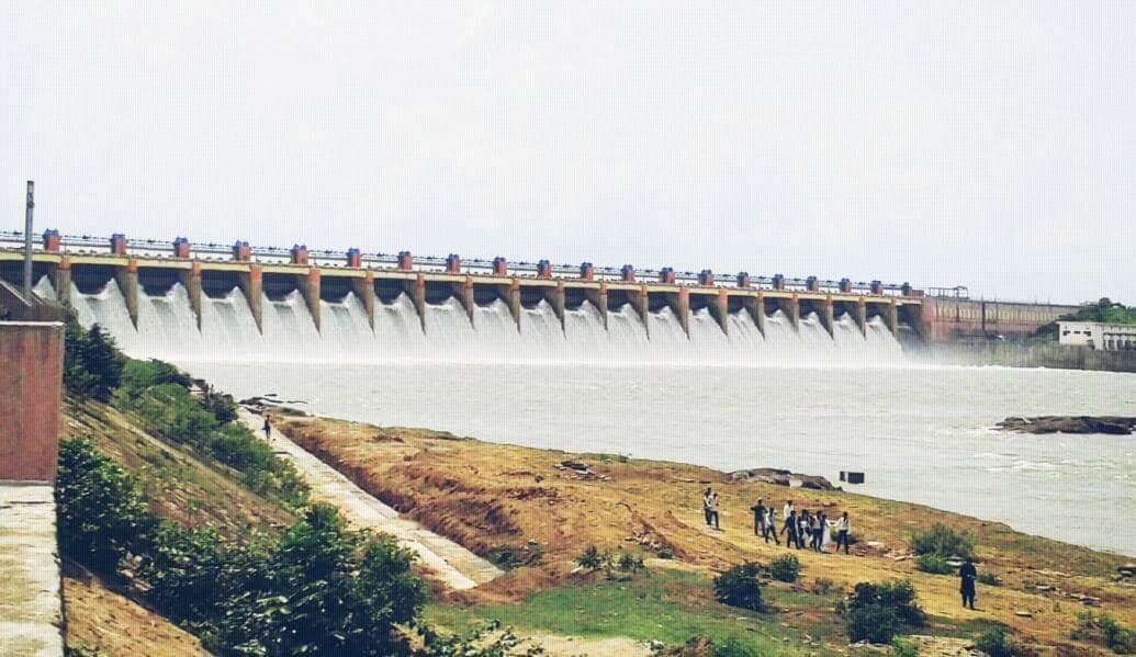 Matatila Dam