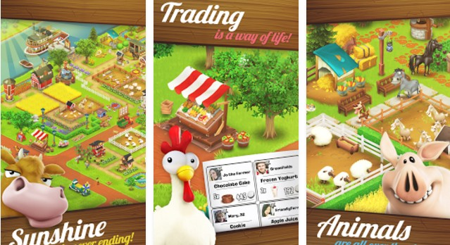 Hay Day Android For APK