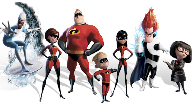 Foto dan Video The Incredibles