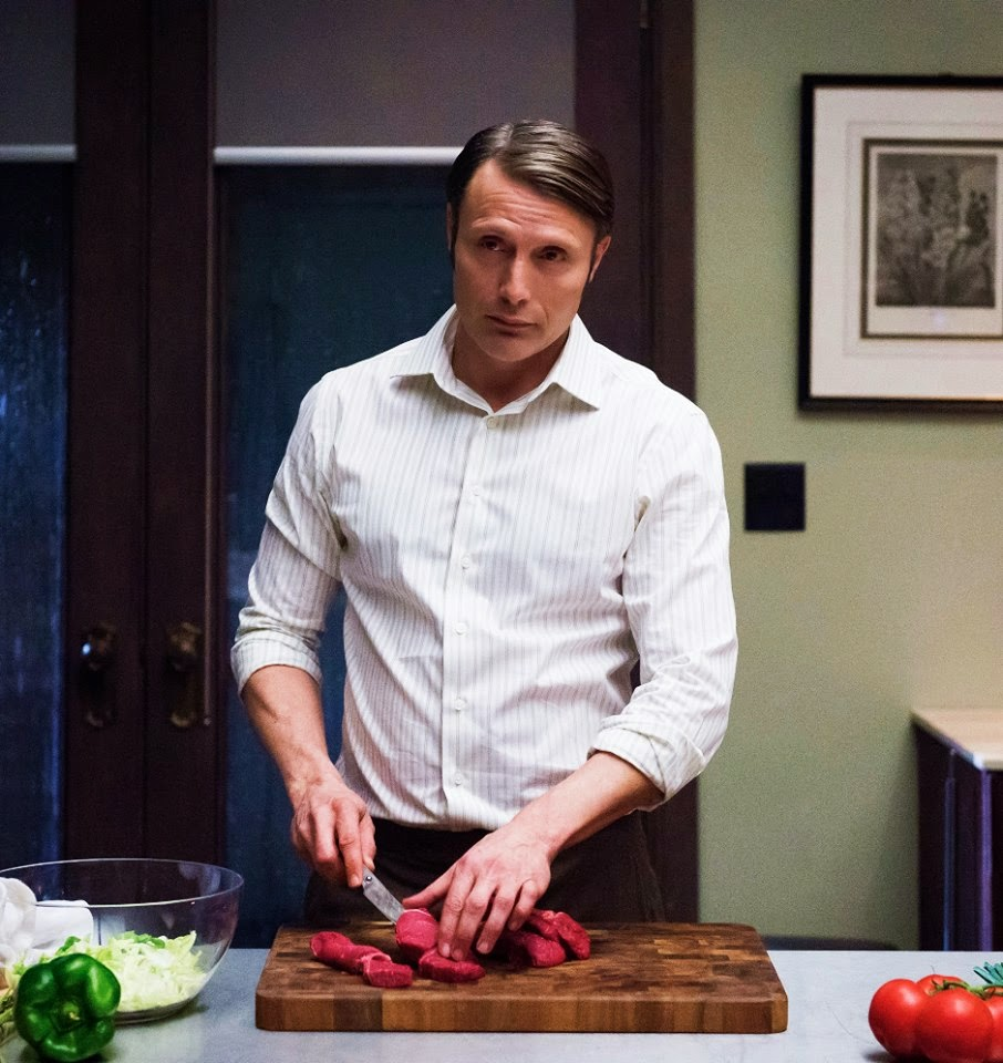U S Cooking: Cooking With Hannibal: Rack Of Sacrificial Lamb