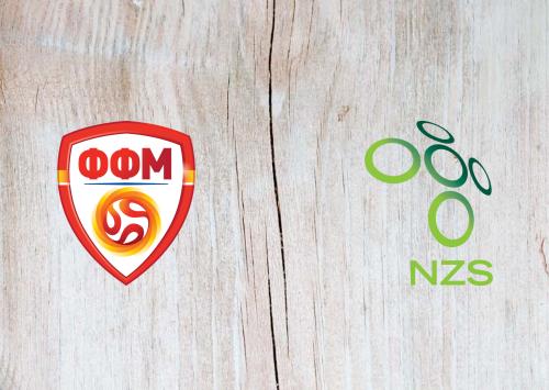 North Macedonia vs Slovenia -Highlights 01 June 2021