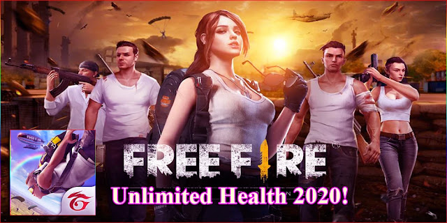 Garena Free Fire Mod Apk Unlimited Health Latest Version 2020