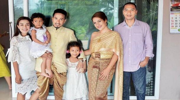 رغم التقاليد والأعراف.. قصة حب بين كويتية وتايلندي تتكلل بالزواج