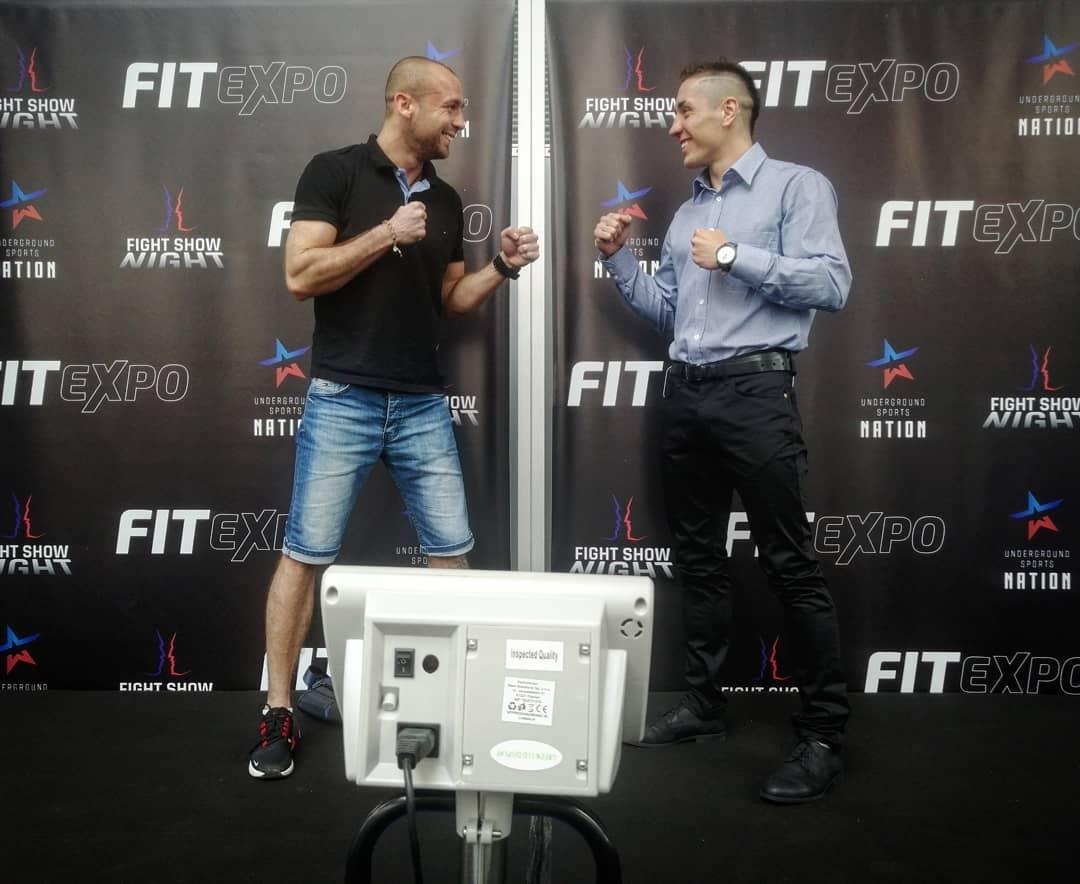 Zawodowy debiut bokserski na gali PFSN w Poznaniu!