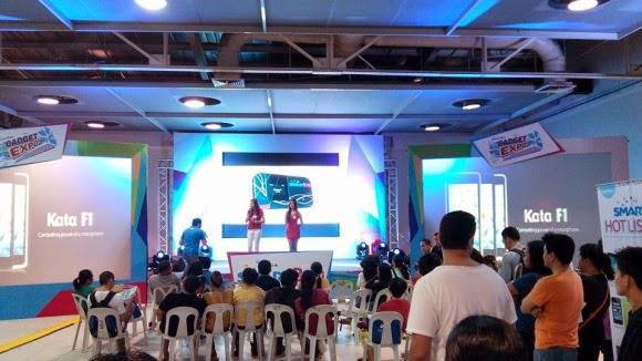 KATA at SmartBro Gadget Expo