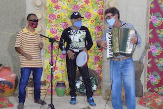 Aniversário da  casinha de cultura em Caio Prado em Itapiúna