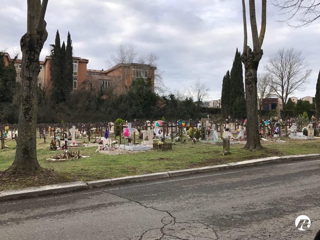 Notiziario amaroma spa cimiteri capitolini cimitero - Cimitero flaminio prima porta ...