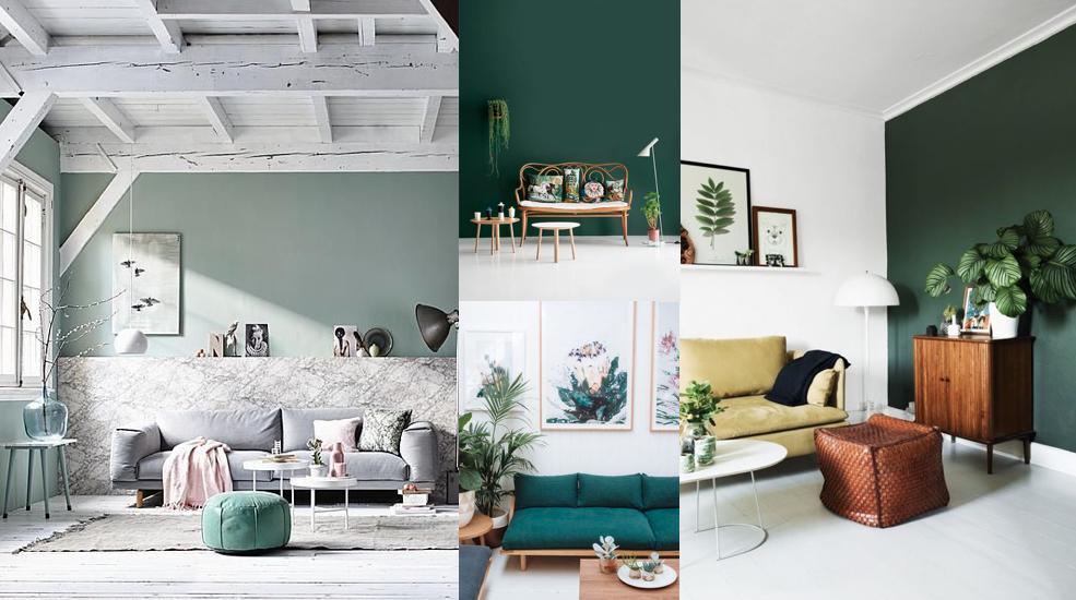 ma version de greenery couleur 2017. Black Bedroom Furniture Sets. Home Design Ideas