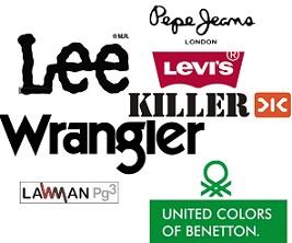 Lee, Levis, UCB, Puma, Wrangler, Adidas, Pepe Men's Clothing & Footwear Min 50% Off @ Amazon