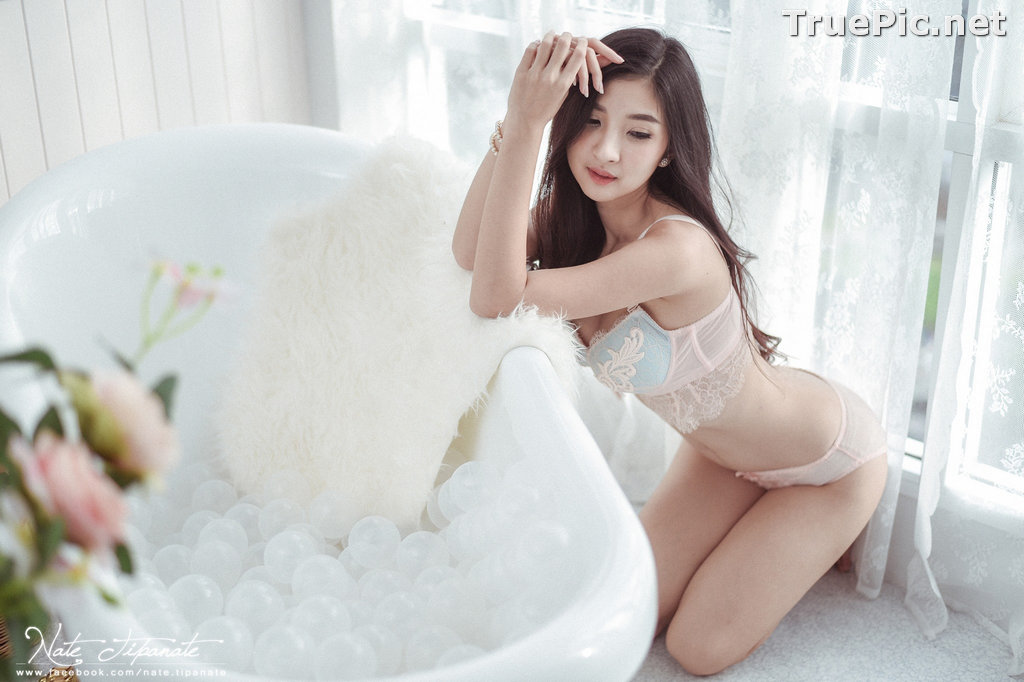 Image Thailand Model - Pattamaporn Keawkum - Sexy Sleepwear and Lingerie - TruePic.net - Picture-2