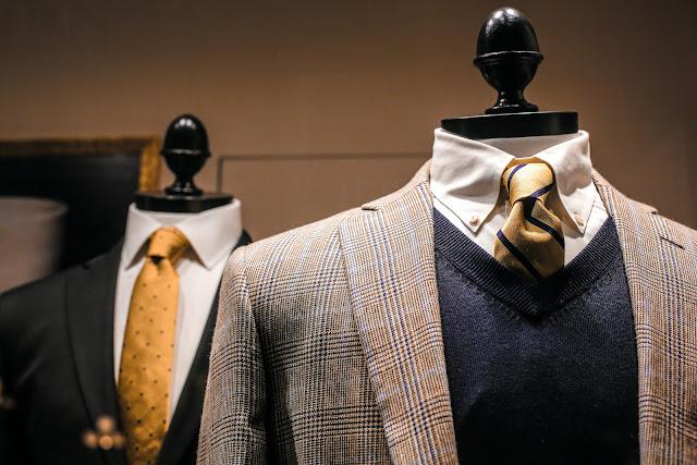 moda uomo al casinò