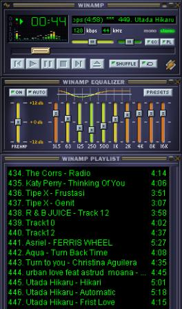 Download Winamp v5.666 Free Musik Player