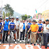 Dipimpin Walikota Sungai Penuh, Srart Tour de Singkarak Etape ke 8 di Sungai Penuh Berlangsung Sukses