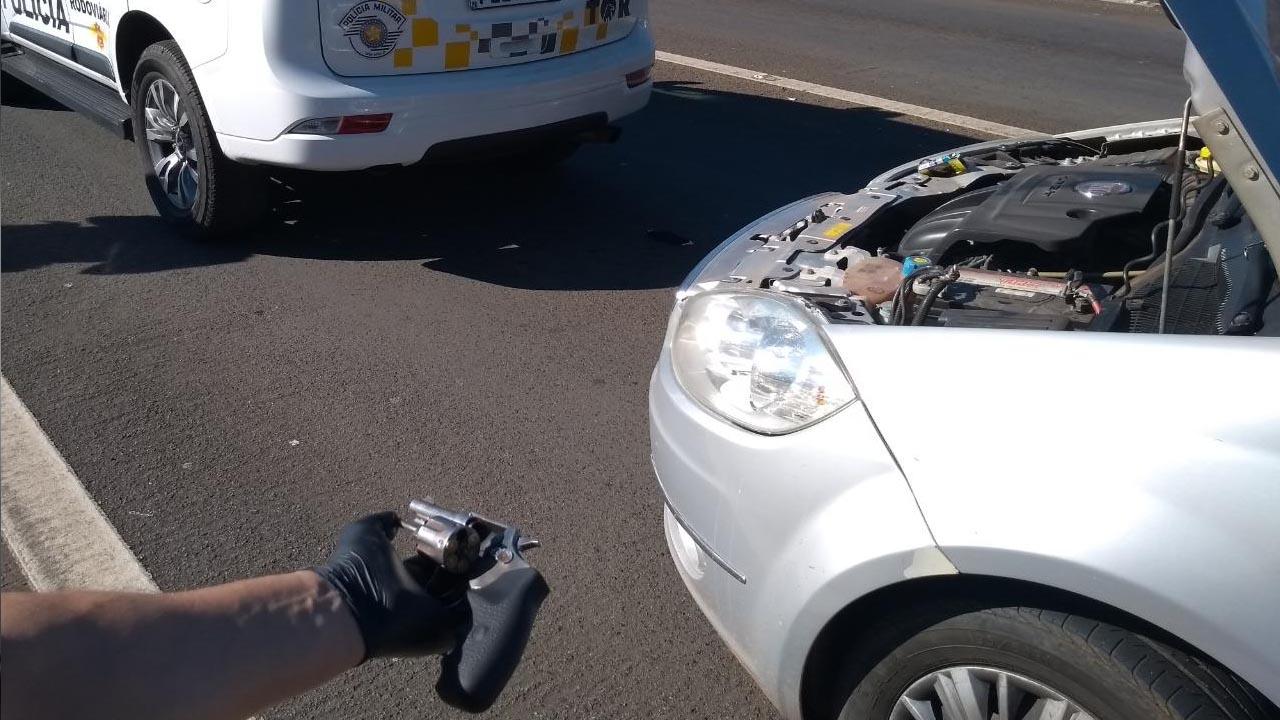 Embriagaram motoristas roubaram caminhões, mas foram presos em Itatinga