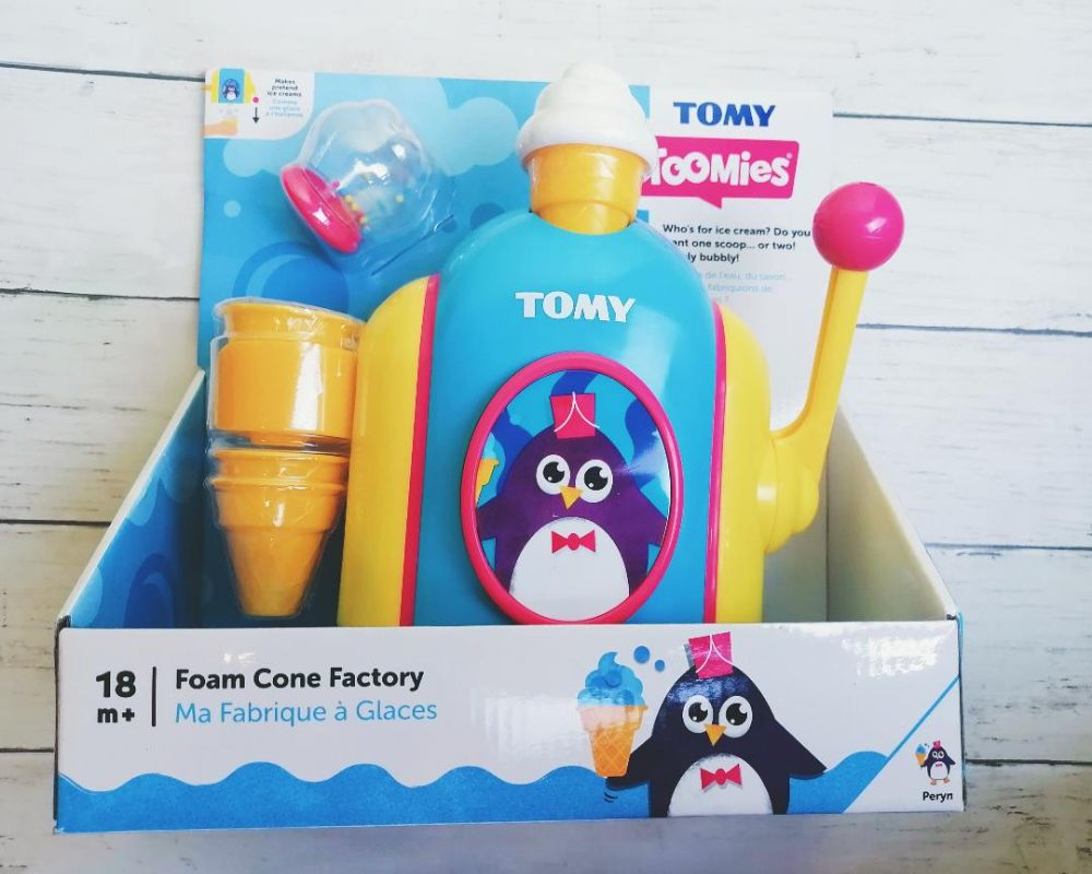 Foam Cone Factory review