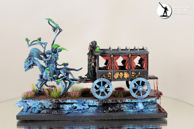 how to paint hexwrights