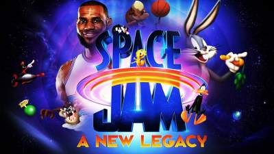 Space Jam a New Legacy 2021 Hindi Dual Audio Full Movies 480p