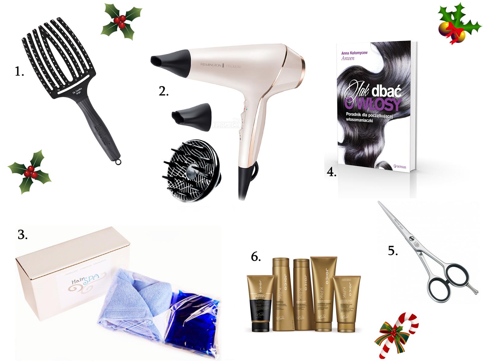 Pomysły na prezent dla włosomaniaczki