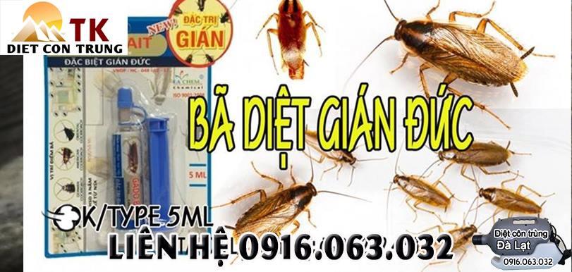 diệt côn trùng đà lạt