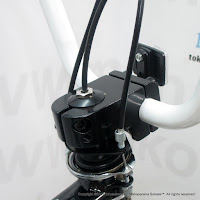 Sepeda BMX Genio Fury Race FreeStyle Aloi 20 Inci