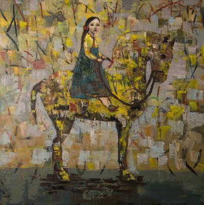 Ride in Meditation, Rimi Yang