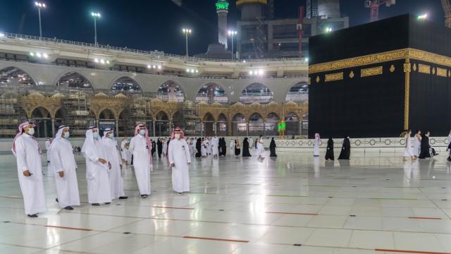 Keran Air Zam-Zam di Masjidil Haram Kini Ditutup, Ada Apa?