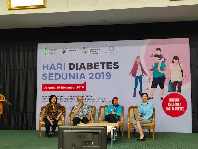 hari diabetes sedunia 2019
