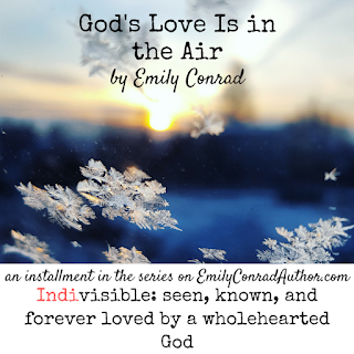 Indivisible series Gods Love Is in the Air
