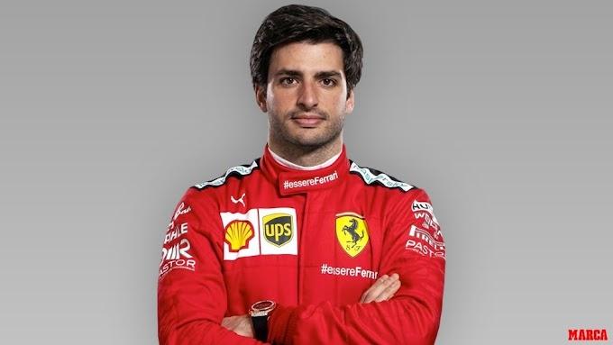 Es oficial: Carlos Sainz será el nuevo piloto de Ferrari