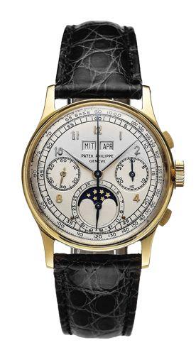 10 Huyền Thoại Đồng Hồ Nổi Tiếng Thế Giới Đẹp Nhất Pepertual Calendar Chronograph