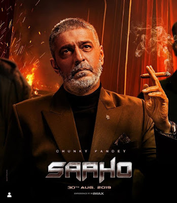 Chunky Pandey looked dangerous with actor's killer look in Saaho, cigar in hand