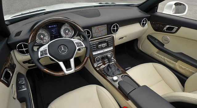 2018 Mercedes SLK Price And Specs Redesign Interior