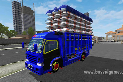 Mod Truck Canter Wahyu Abadi Full Muatan