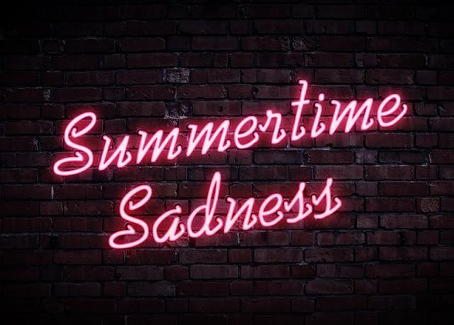 Projeto Burn Book, PBB, Summertime Sadness