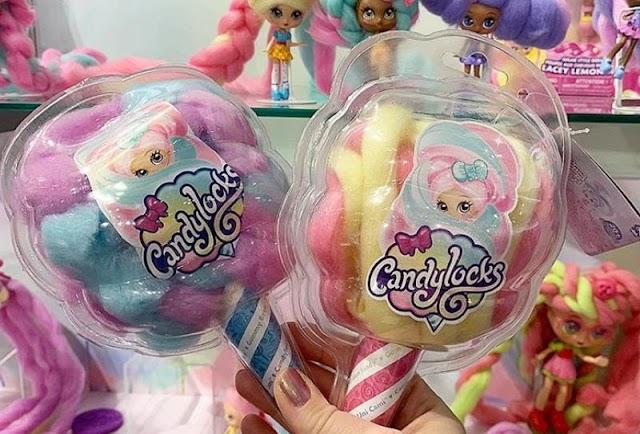 Куколки Candylocks Dolls 2019: сюрприз в сахарной вате