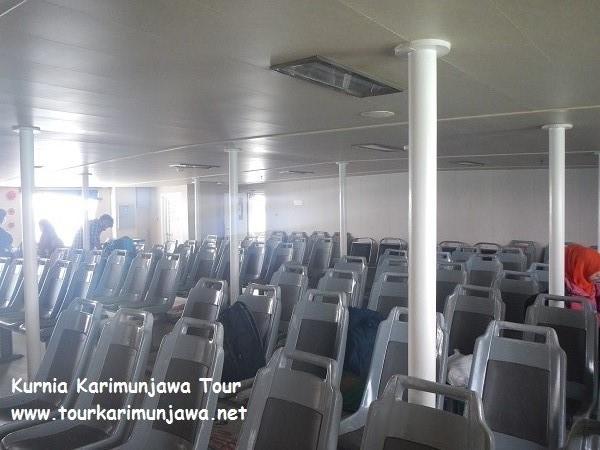 interior kapal feri siginjai