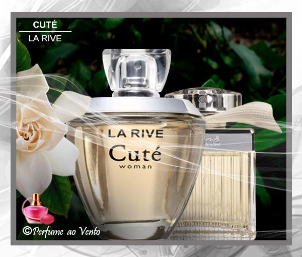 Perfume Cuté La Rive  Contratipo Semelhança Olfativa do Chloé Eau de Parfum