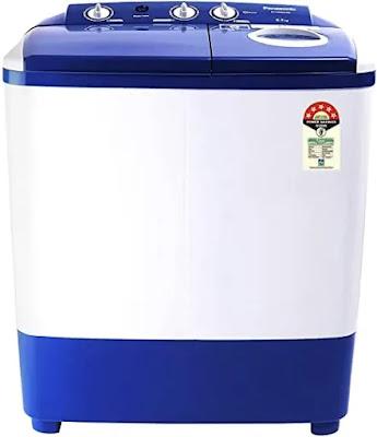 Panasonic 6.5 kg Semi-Automatic Top Washing Machine