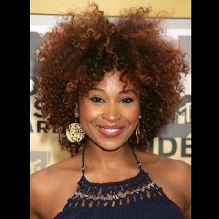 Kumpulan Model Rambut Afro Untuk Wanita